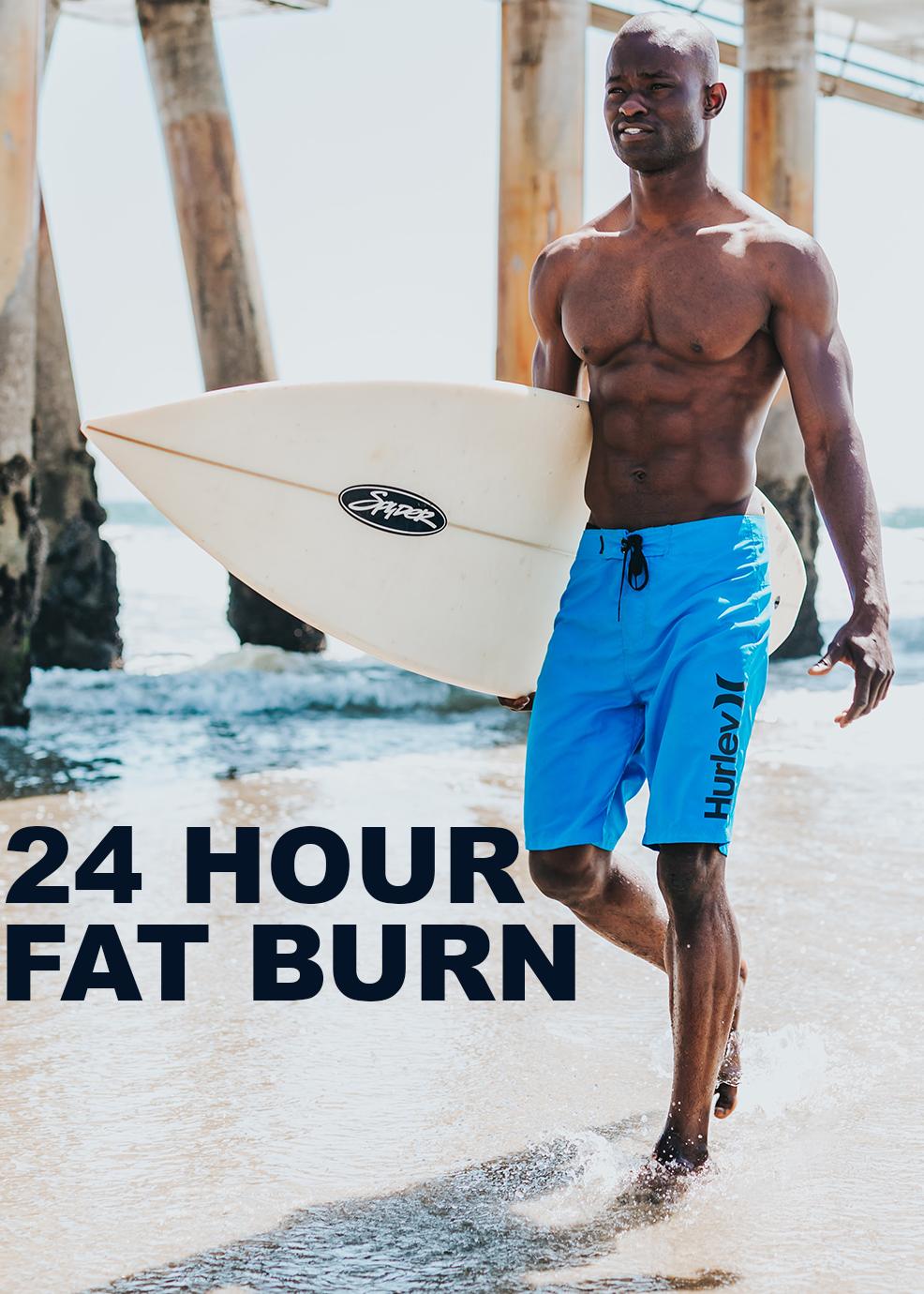 24 - Hour Fat Burn Podcast