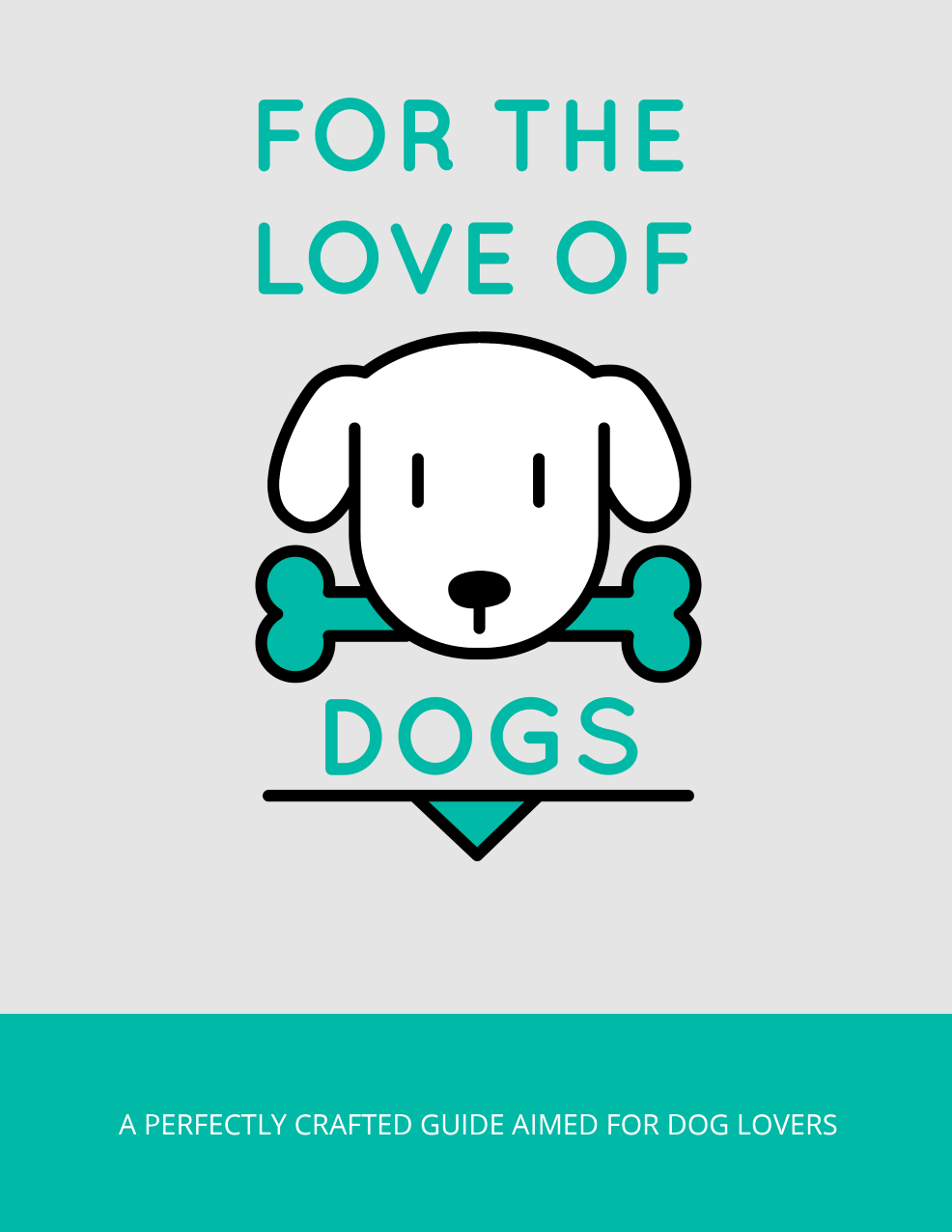 For The Love Of Dogs